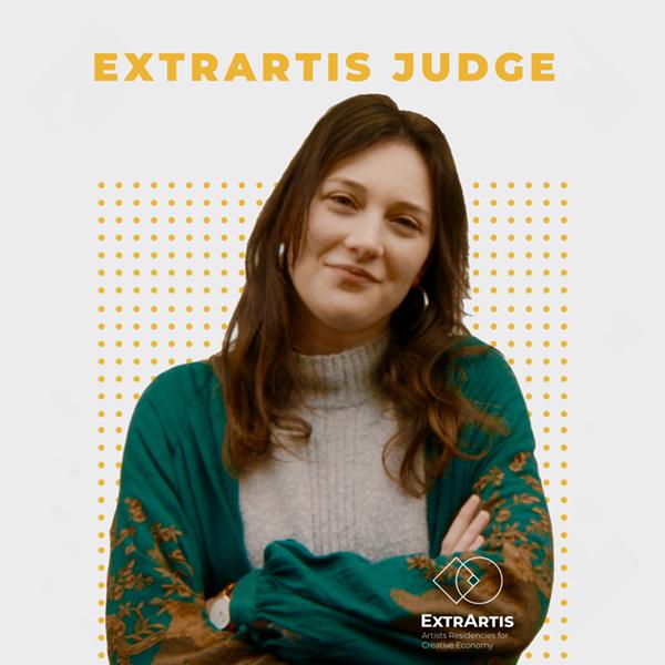 Emma Dumartheray - Extrartis Judge