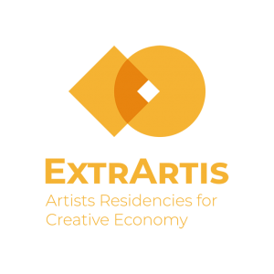Extrartis - Artists Residencies for Creative Economy - Logo